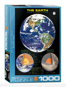 The Earth 1000 Puzzle