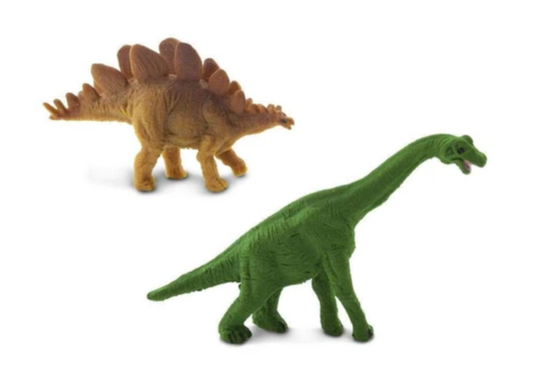 Tiny Animals & Dinosaurs