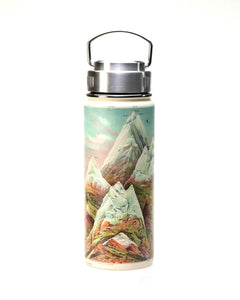 Mountain Regions Flask