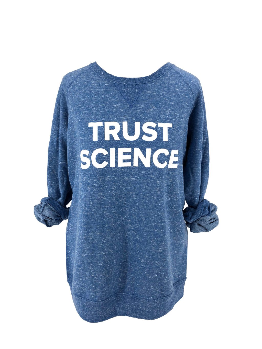 Blue Trust Science Sweatshirt