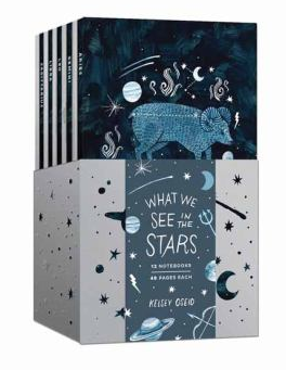 What We See in the Stars 12-Piece Notebook Set