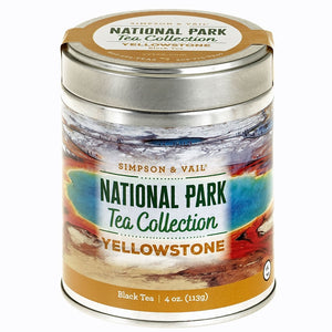 Yellowstone National Parks Tea
