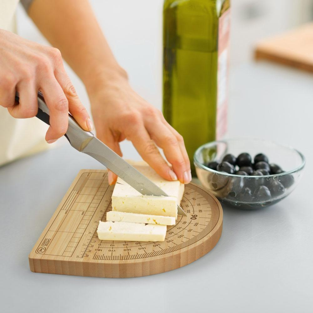 Cheese Degrees Cutting Board