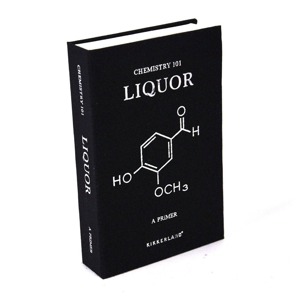 Chemistry Flask Book