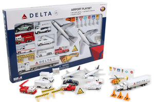 Delta Airport Playset- Large