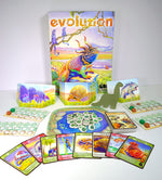 Evolution: The Dynamic Game of Survival