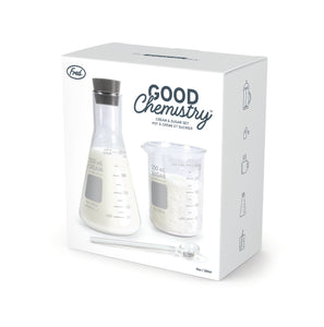 Good Chemistry Cream & Sugar Set