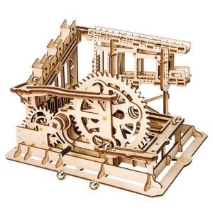 Marble Run Mechanical Gears