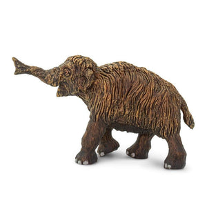 Woolly Mammoth Baby Figurine
