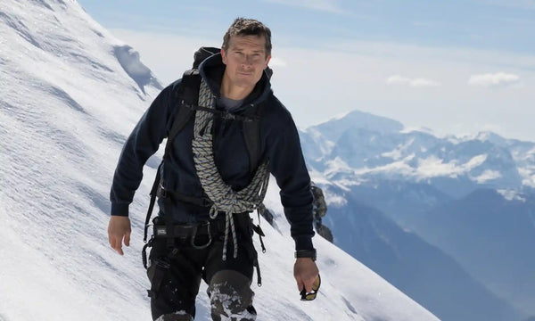The Guardian caught up with Bear Grylls to discuss embracing fears and risks.
