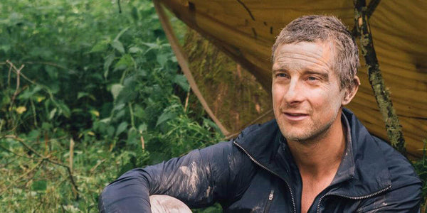 Bear Grylls Says Survival Depends On Making Every Second Count