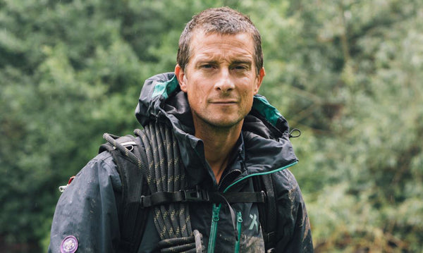 BE MILITARY FIT… WITH BEAR GRYLLS!