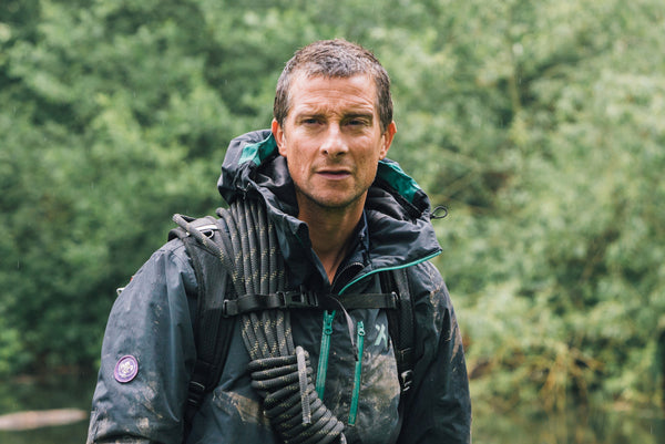 Bear Grylls survival guide to the English Countryside