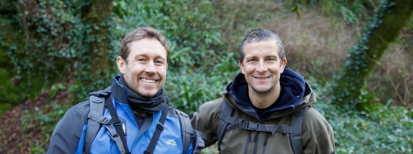 Bear's Mission with... Bear's Wild Adventure with Jonny Wilkinson