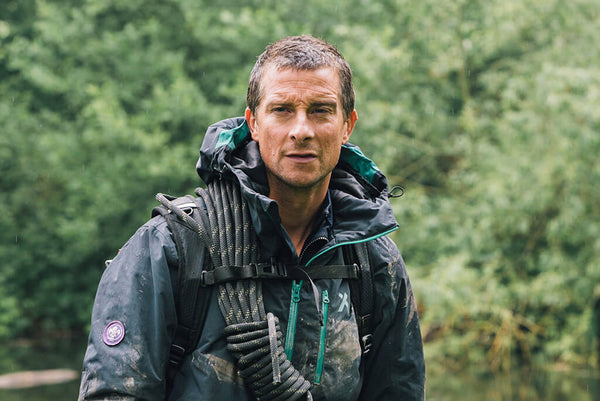 Bear Grylls fake Bitcoin scam