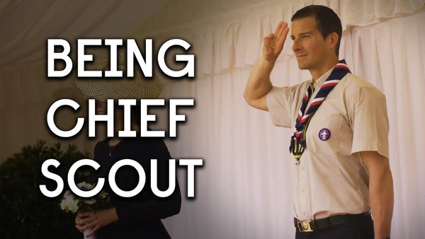Being Chief Scout