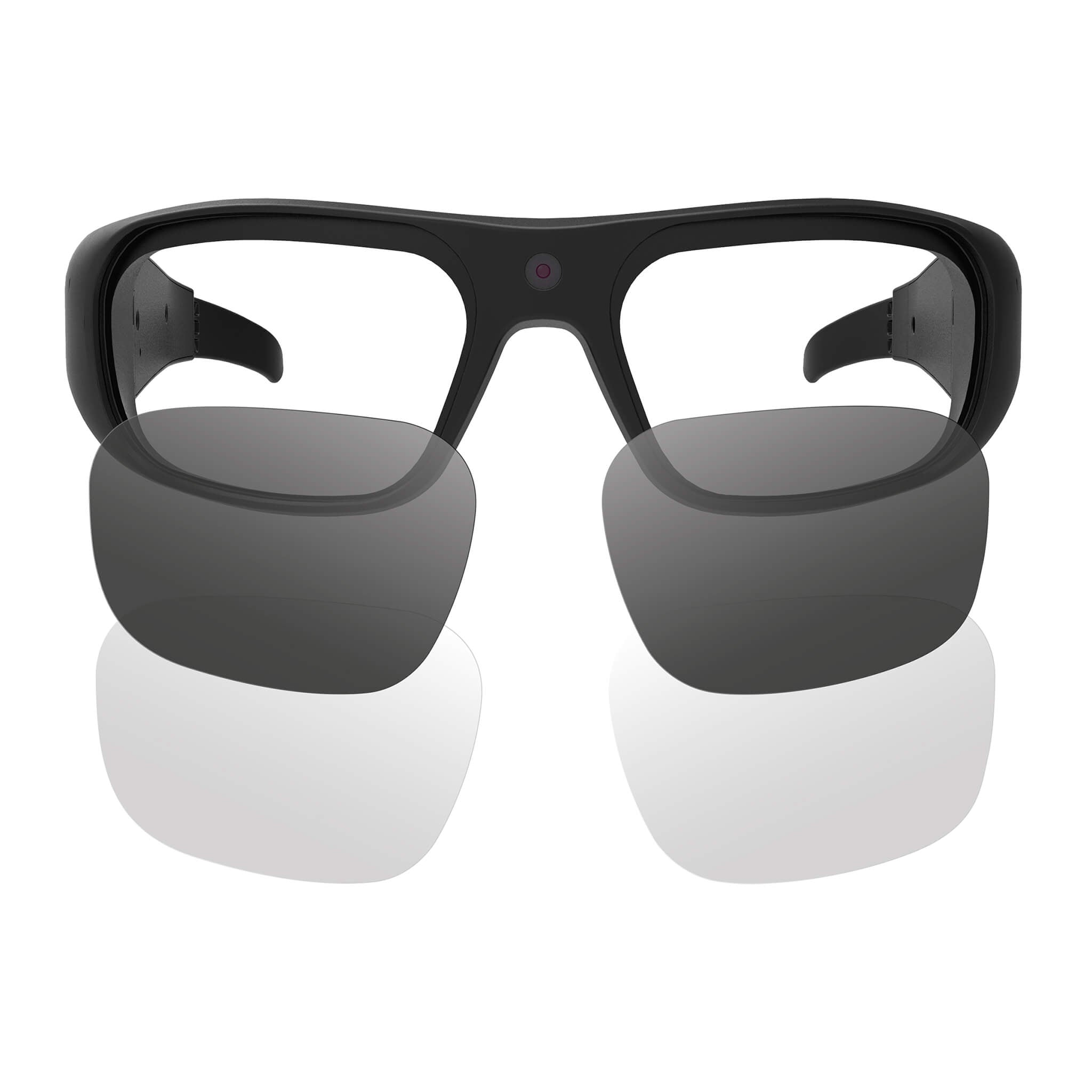 Bear Grylls Waterproof Video Eyewear with clear and polarised lenses