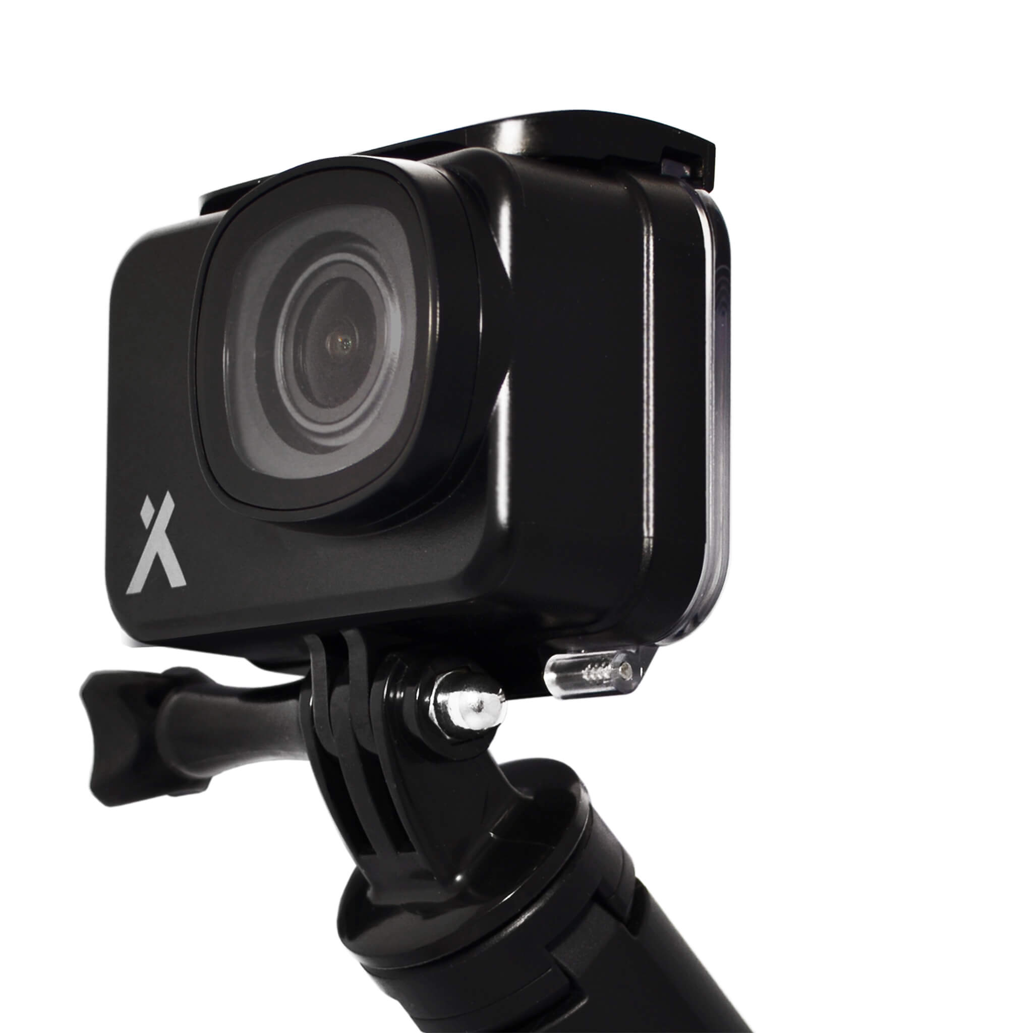 A tripod handle mount is also included with Bear Grylls HD Action Camera