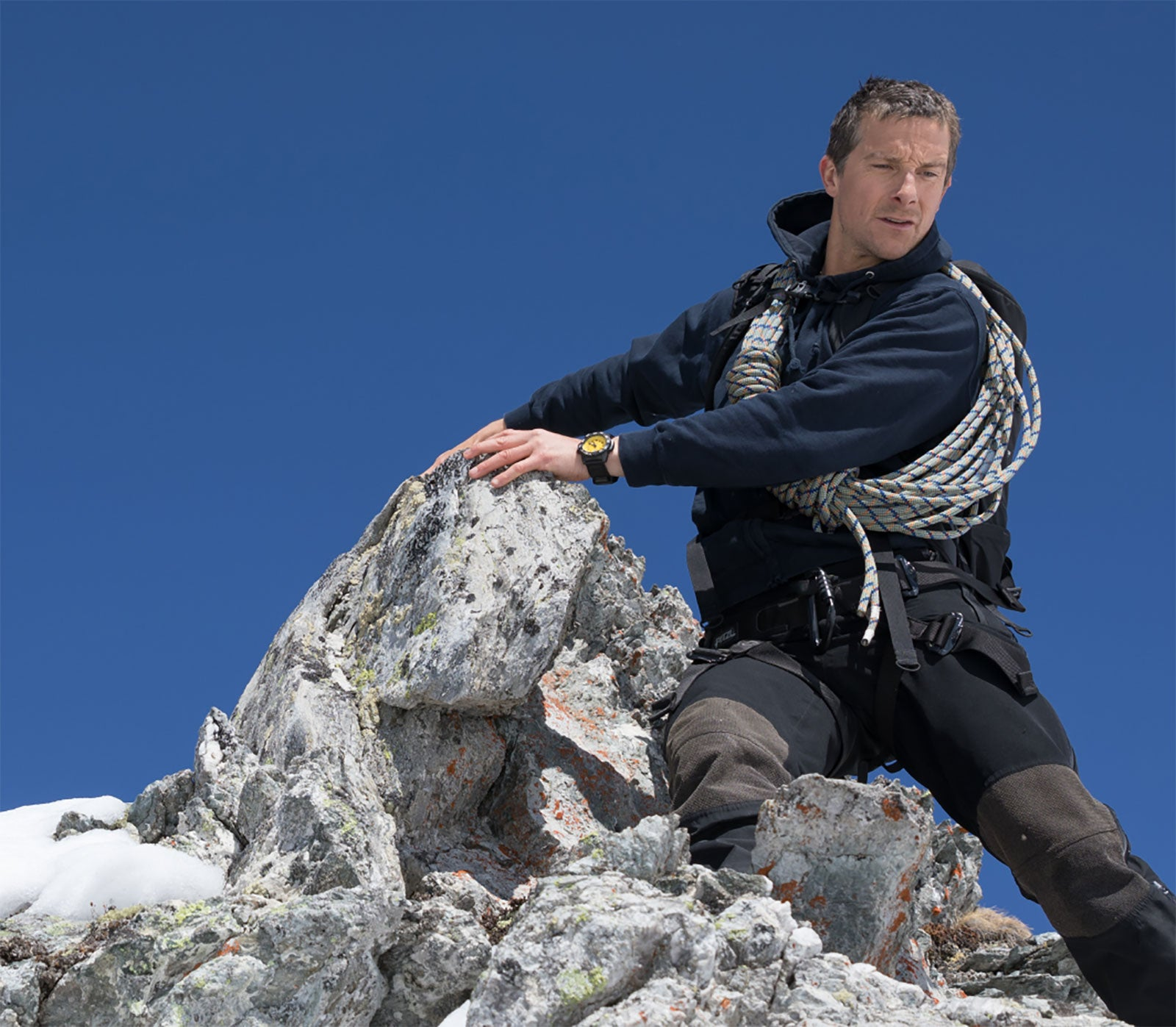 Bear Grylls Mountain