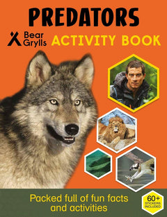 Predators Activity Book