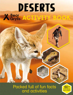 Desert Activity Book