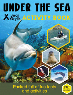 Under the Sea Activity Book