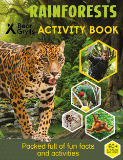 Rainforest Activity Book