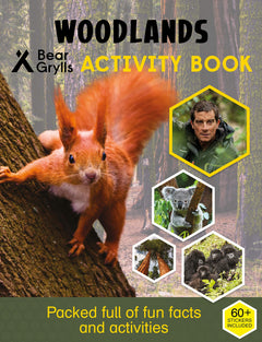 Woodlands Activity Book