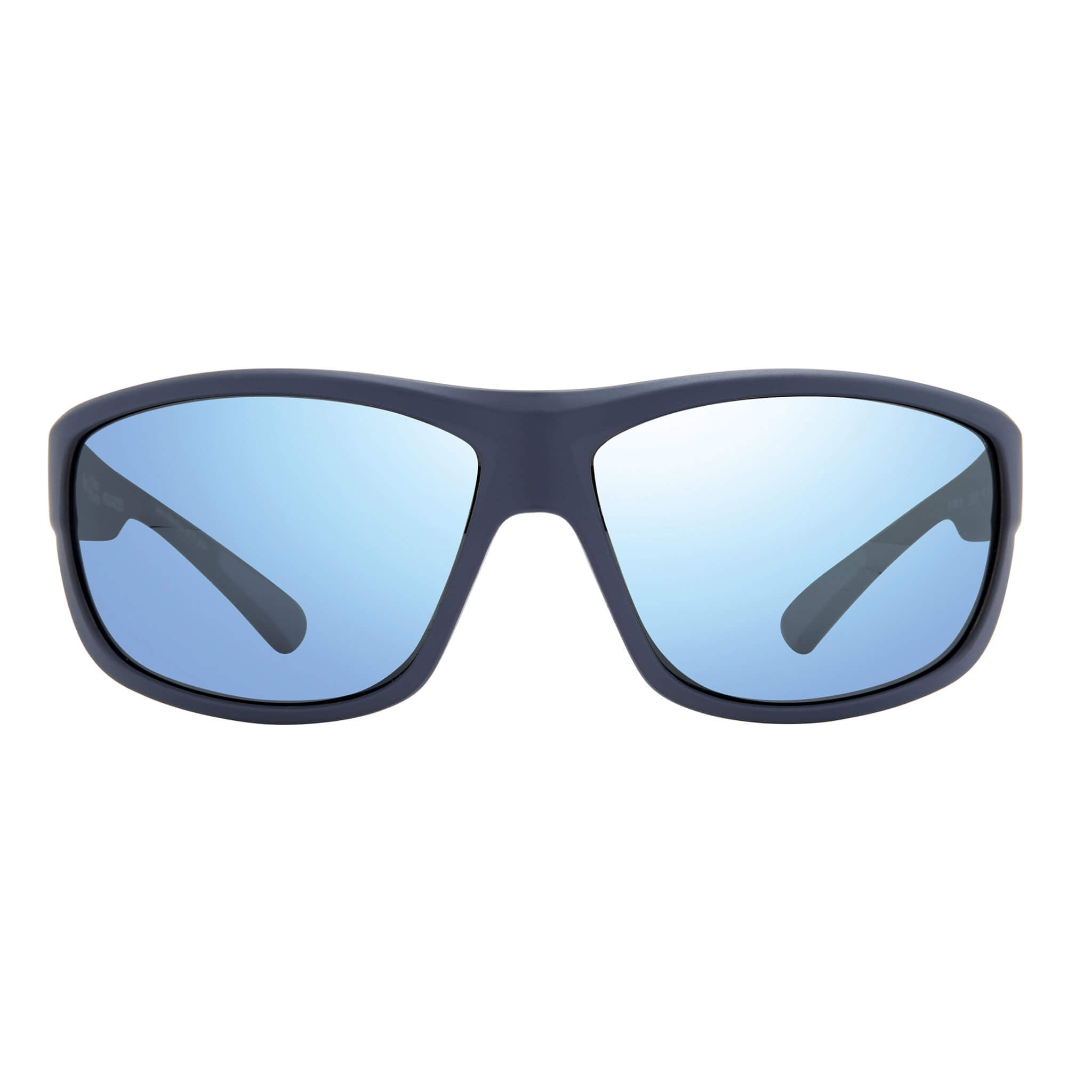 Blue + blue water lens:Front view of Bear Grylls Revo Caper Sunglasses