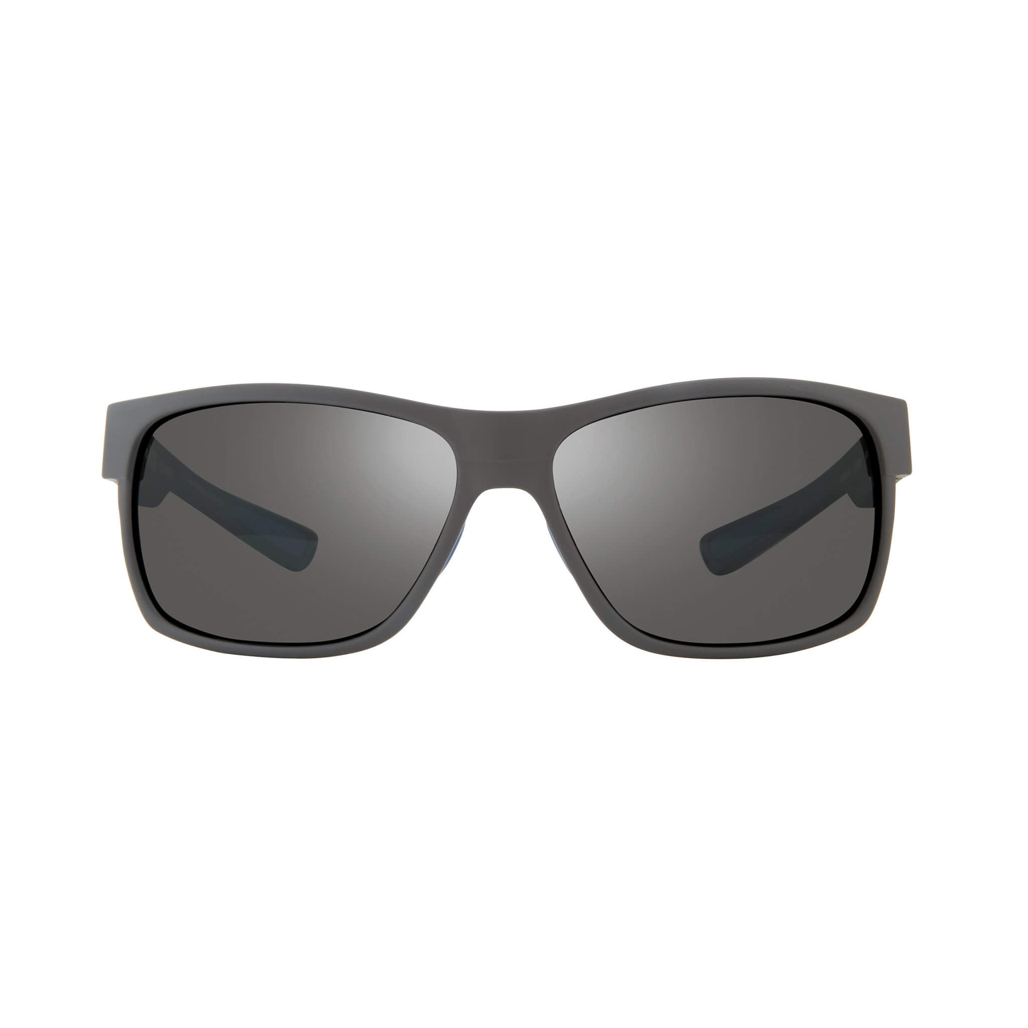 Espen Matte graphite + graphite lens:Front view of Bear Grylls Revo Graphite with Graphite lens sunglasses