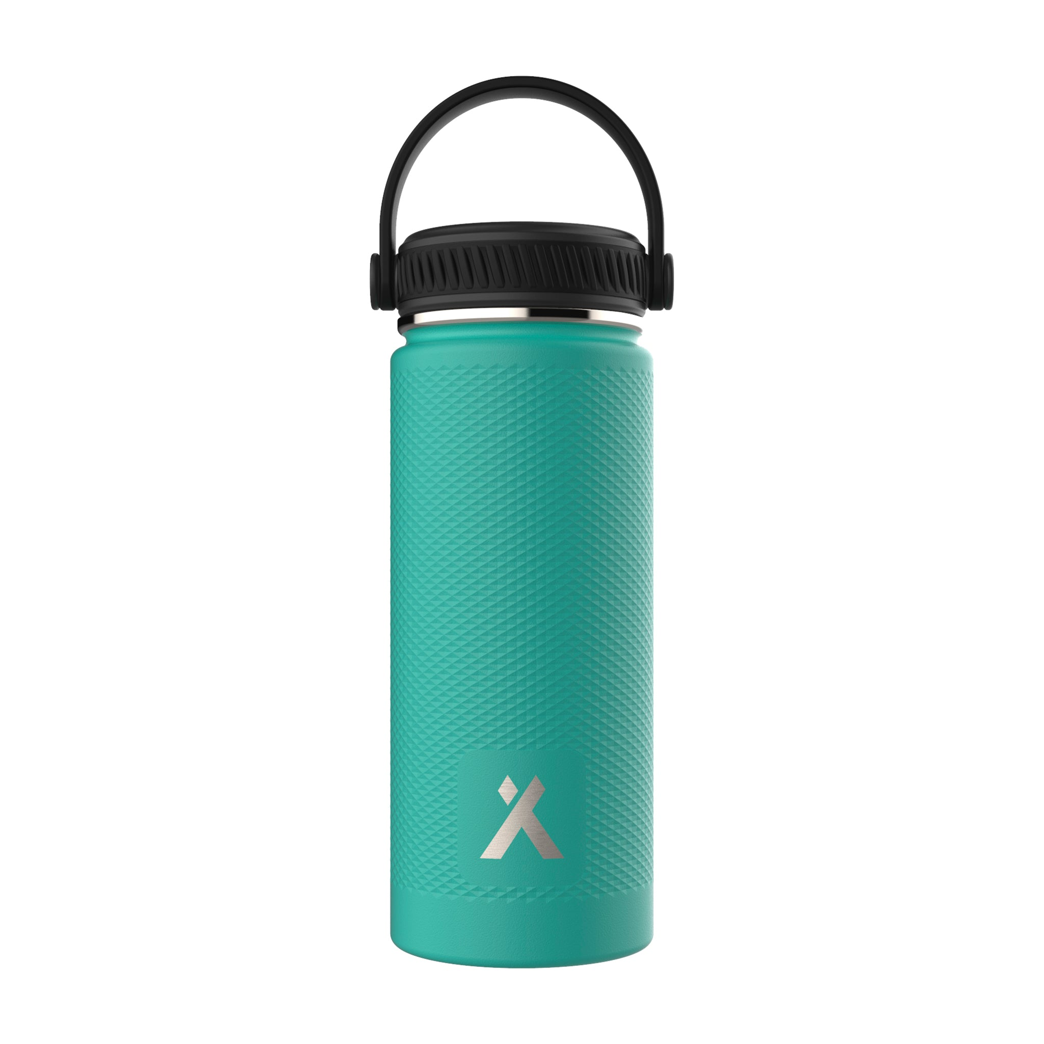 Aqua teal:Bear Grylls Insulated Water Bottle in Aqua Teal