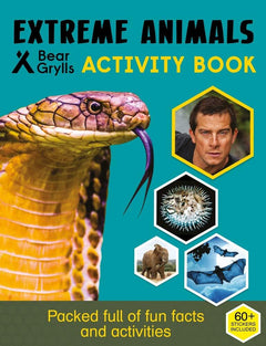 Extreme Animals Activity Book