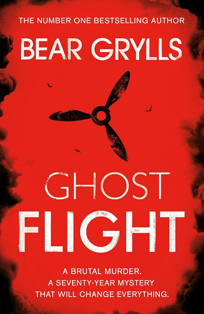 Bear Grylls Ghost Flight Adobe Digital Edition eBook