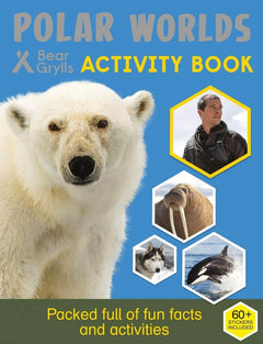 Polar Worlds Activity Book