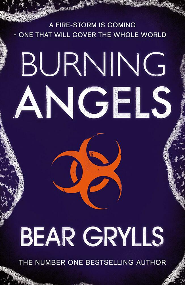 Bear Grylls Burning Angels Adobe Digital Edition eBook