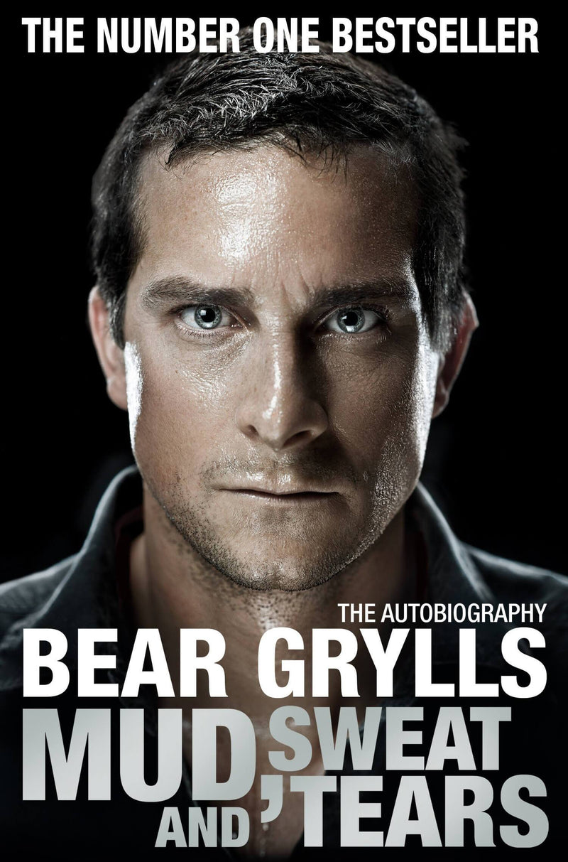 Bear Grylls Mud, Sweat and Tears Adobe Digital Edition eBook
