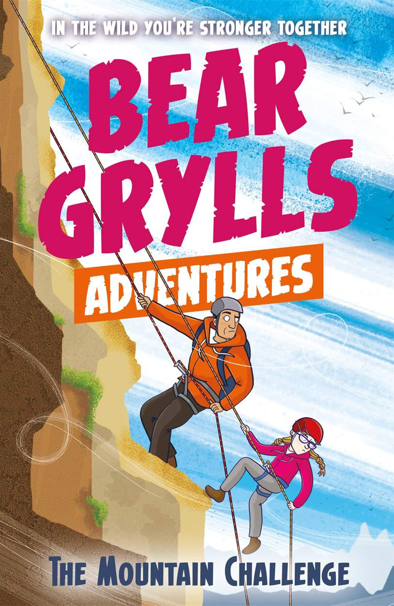 Bear Grylls Endangered Animals Activity Book