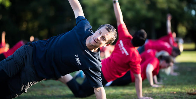 Be Military Fit with bear Grylls
