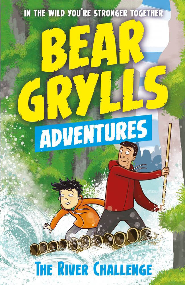 Bear Grylls Extreme Animals Activity Book