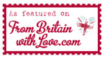 As featured on From Britain With Love