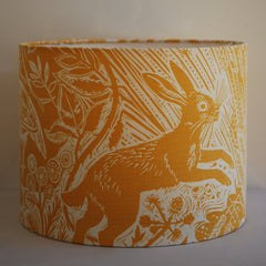 Harvest Hare Lampshade