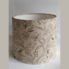 French Flowers Tapered Lampshade