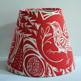 Bird Garden Tapered Lampshade