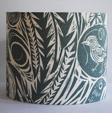 Bird Garden Lampshade