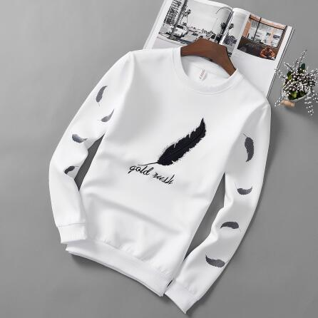 CASUAL LONG SLEEVE SWEATSHIRT (3 colors)