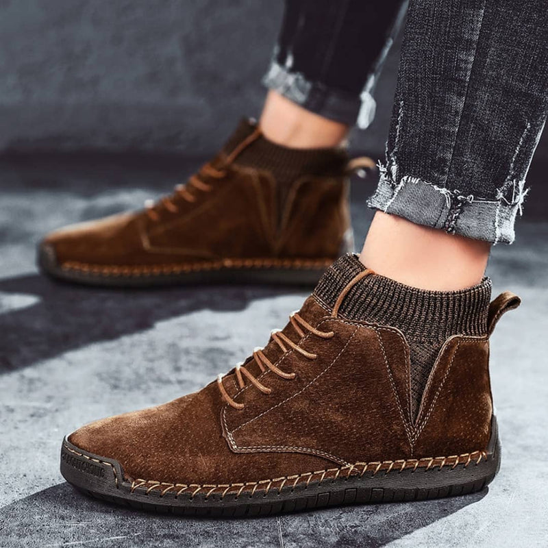 CASUAL WARM BOOTS (4 colors)