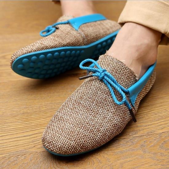 COMFORTABLE SUMMER MOCCASINS (3 colors)