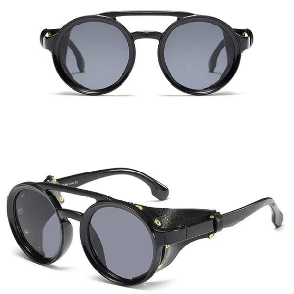 ROUND VINTAGE SUNGLASSES (5 colors)
