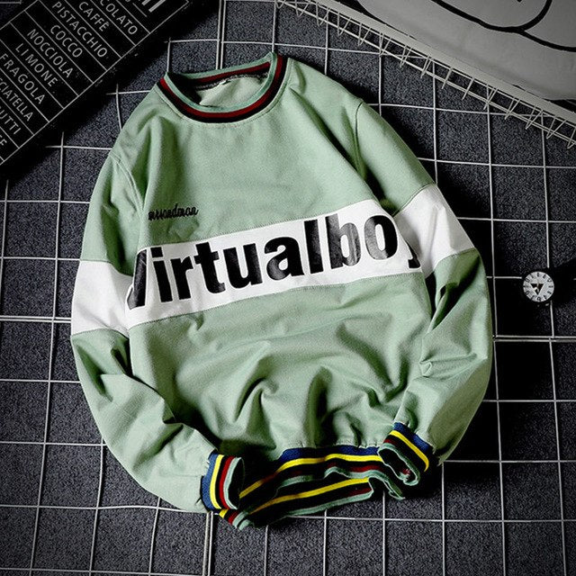 """VIRTUAL BOY"" SWEATSHIRT (5 colors)"