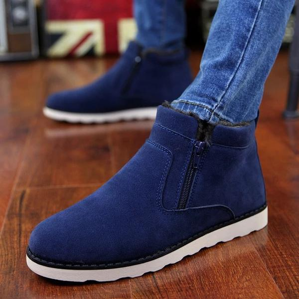 WARM CASUAL BOOTS (3 colors)